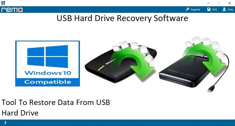 Most Popular USB Hard Drive Recovery Software